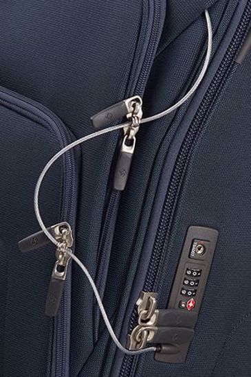 Picture of luggage Spark SNG 79cm expandable Blue