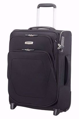 Picture of cabin luggage Spark SNG expandable Black