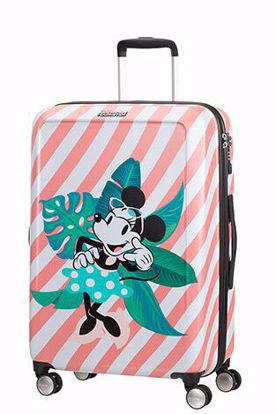 Immagine di valigia Disney Funlight 67cm Minnie Miami Holiday