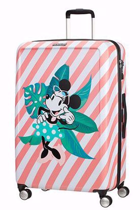 Picture of luggage Disney Funlight 77cm Minnie Miami Holiday