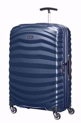 valigia Lite Shock 69cm Midnight Blue