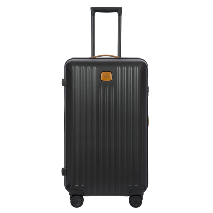 Picture of luggage travel trunk XL Capri black