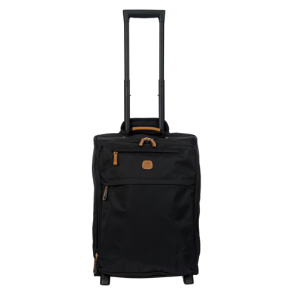 bric's x-travel cabin luggage black front