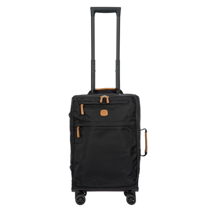bric's cabin luggage x-travel black front