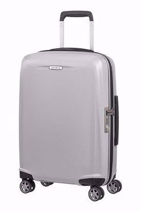 trolley bagaglio a mano Starfire 55cm Silver