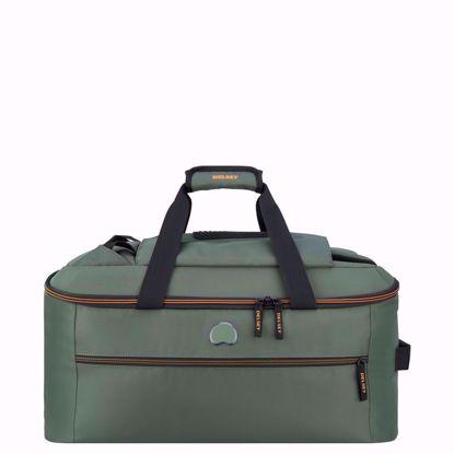 Delsey duffle bag backpack Tramontane 55cm khaki 00245041003