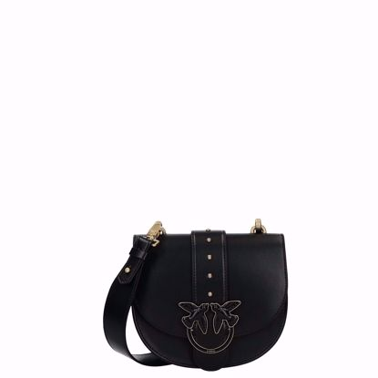 Immagine di Love Bag Round Simply nero