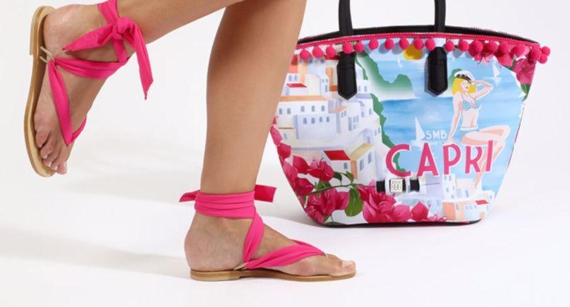 Un'estate colorata e spiritosa vi aspetta con le borse Save My Bag