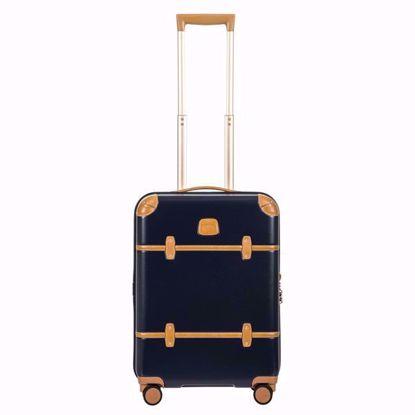 bric's cabin luggage blu