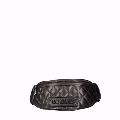 Love Moschino pouch bag Nappa gun JC4004PP18LA0906