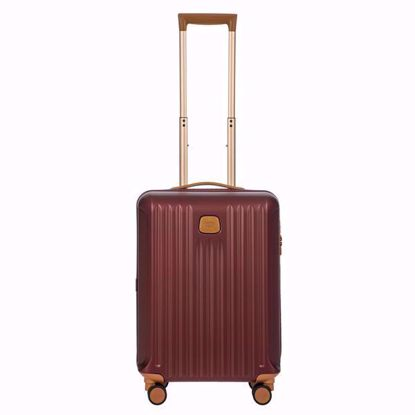 bric's capri cabin luggage bordeaux