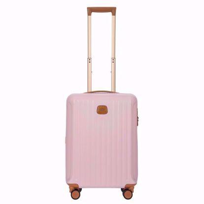 bric's cabin luggage capri pink