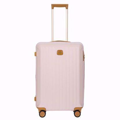 bric's luggage capri 69cm pink