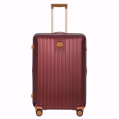 bric's luggage capri 78cm bordeaux