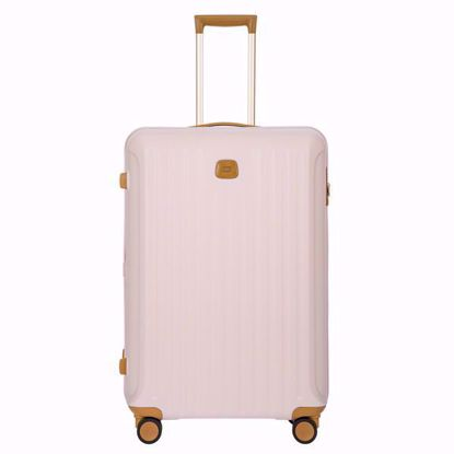 bric's luggage capri 78cm pink