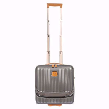 bric's pilot luggage capri 42cm grey