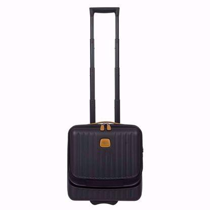 bric's pilot suitcase 42cm black