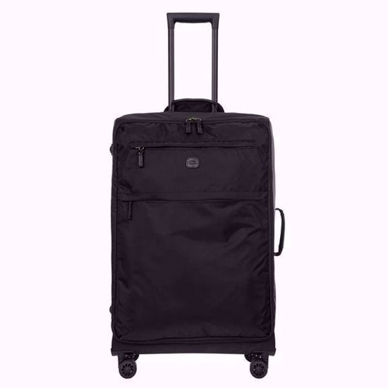 bric's luggage x-travel 77cm all black