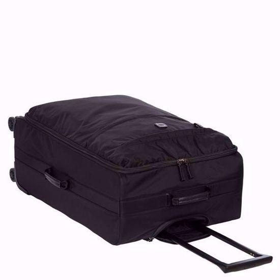 bric's luggage x-travel 77cm all black slide
