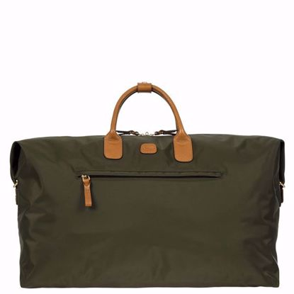 Bric's X-duffle bag X-Travel olive BXL40202.078