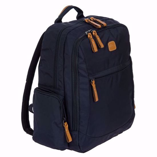 Bric's backpack X-Travel large blue BXL44660.050