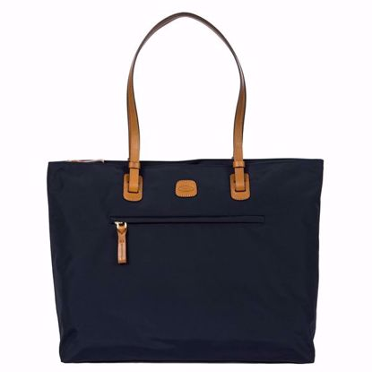 Bric's shoulder bag X-Travel blu BXL43348.050