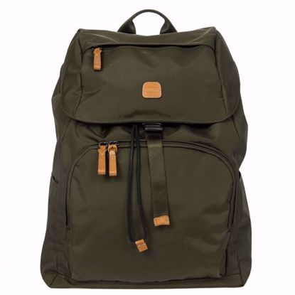 Bric's backpack X-Travel light olive BXL40599.078