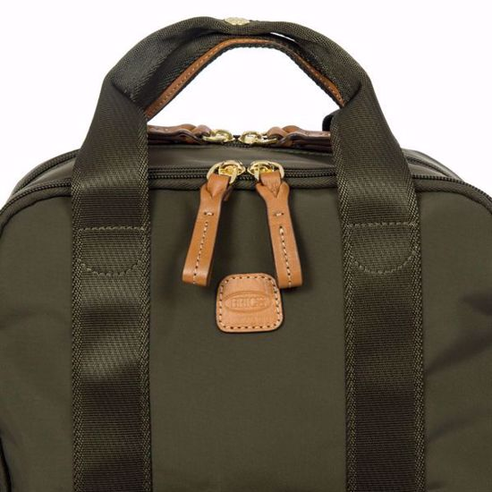 Bric's backpack X-Travel medium olive BXL43756.078