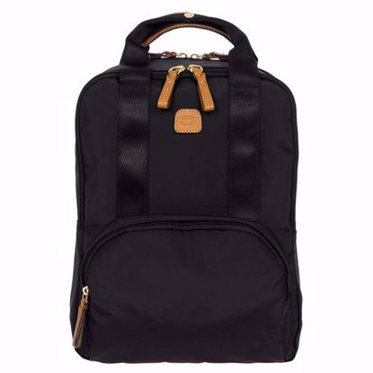 Bric's backpack X-Travel medium black BXL43756.101