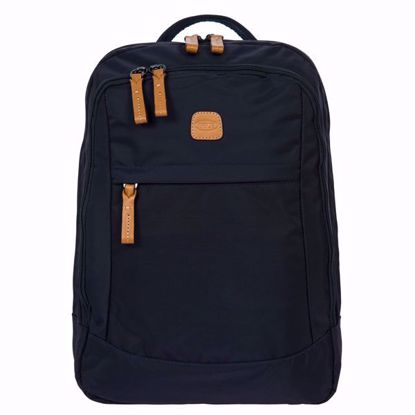 Bric's backpack X-Travel blue medium BXL44649.050