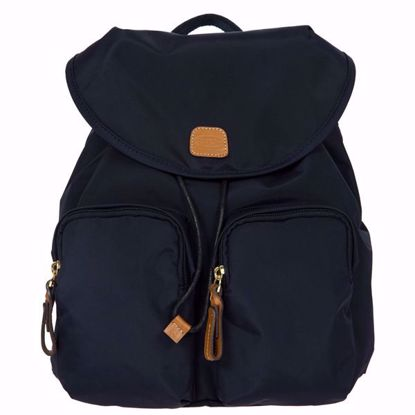 Bric's backpack X-Travel small blue BXL43754.050