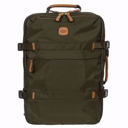 Bric's backpack X-Travel sport olive BXL43759.078