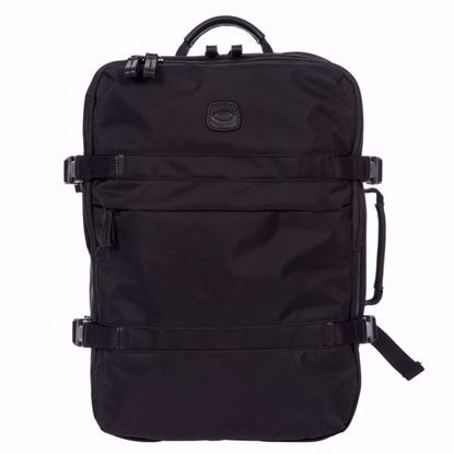 Bric's backpack X-Travel sport all black BXL43759.001