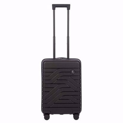 Bric's cabin luggage Ulisse 55cm black B1Y08429.001