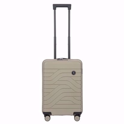 Bric's cabin luggage Ulisse 55cm dove grey B1Y08429.425