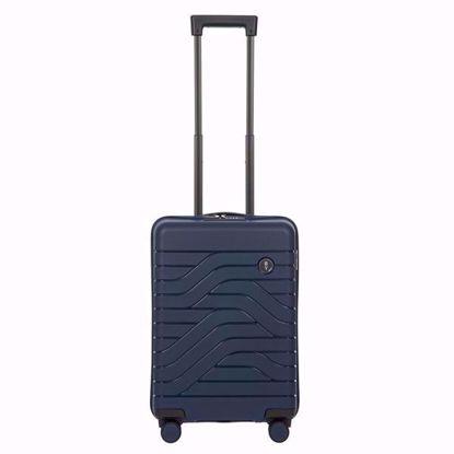 Bric's cabin luggage Ulisse 55cm blue B1Y08429.050