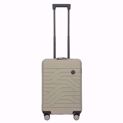 Bric's cabin luggage Ulisse 55cm dove grey B1Y08429.425