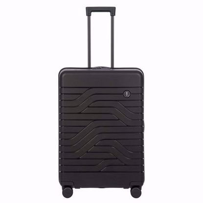 Bric's luggage Ulisse 71cm expandable black B1Y08431.001