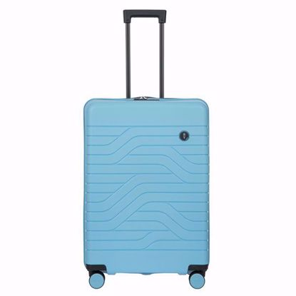 Bric's luggage Ulisse 71cm expandable blue sky B1Y08431.022