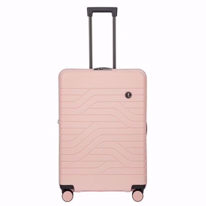 Bric's luggage Ulisse 71cm expandable pink B1Y08431.254