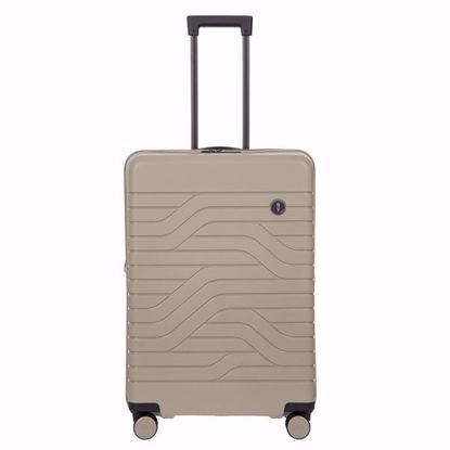 Bric's luggage Ulisse 71cm expandable grey B1Y08431.425