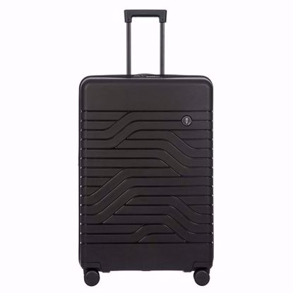 Bric's luggage Ulisse 79cm expandable black B1Y08432.001