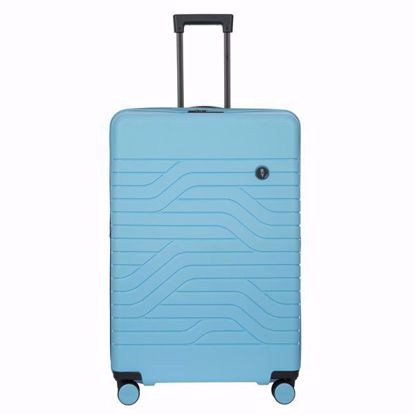 Bric's luggage Ulisse 79cm expandable blue sky B1Y08432.022