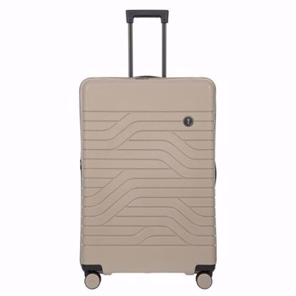 Bric's luggage Ulisse 79cm expandable grey B1Y08432.425