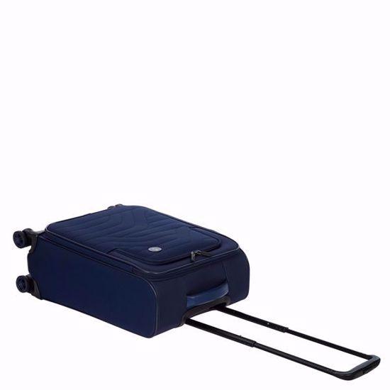 Bric's cabin luggage Itaca 55cm blue B2Y08360.050