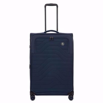Bric's luggage Itaca medium 71cm blue B2Y08362.050