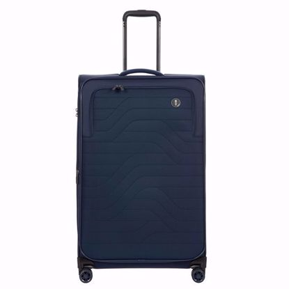 Bric's luggage Itaca expandable 78cm blue B2Y08363.001
