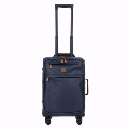 Bric's cabin luggage Alba 55cm blue BA348117.006