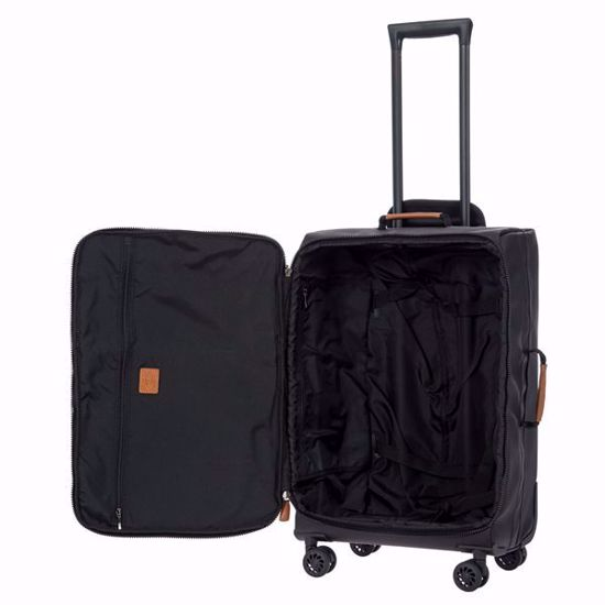 Bric's luggage medium Alba 65cm soft black BA348118.001
