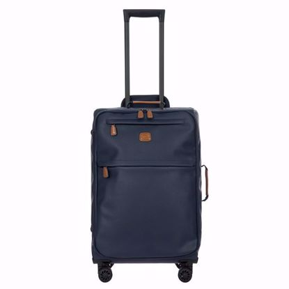 Bric's luggage large Alba 77cm soft blue BA348145.006